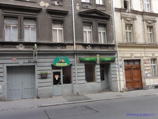 Bar brouk - Praha Smíchov