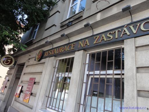 Restaurace Na zastávce - Praha Vysočany