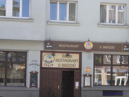 Švejk restaurant U Brázdů - Praha Vysočany