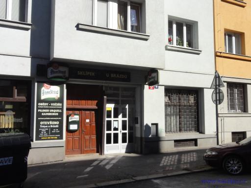 Sklípek U Brázdů - Praha Vysočany
