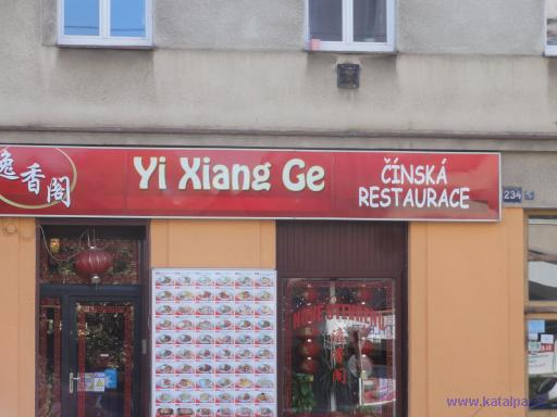 Čínská restaurace Yi Xiang Ge - Praha Vysočany