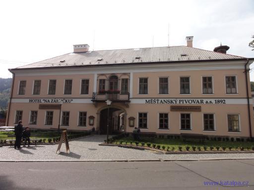 Hotel Na zámečku - Ústí nad Orlicí