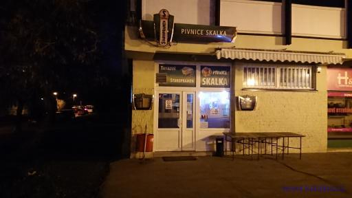 Pivnice Skalka - Praha Skalka