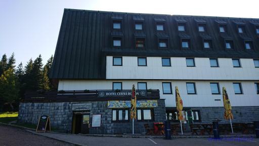 Hotel Černá Bouda - Janské Lázně