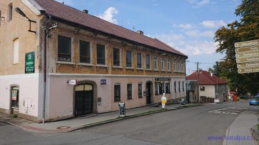 Hostinec Zastávka - Vrchotovy Janovice