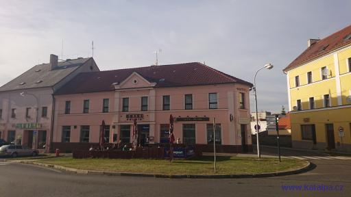 Hotel Prusík - Kralovice