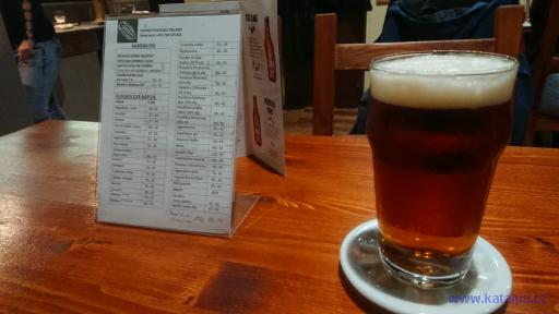 Pivovar Trilobit - Praha Vršovice