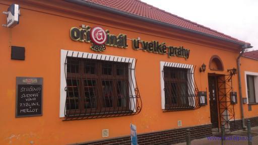 U Velké Prahy - Praha Uhříněves