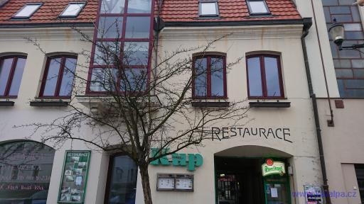 Restaurace Kup - Český Brod