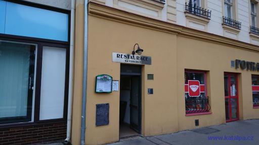 Restaurace Na Vyhlídce - Český Brod