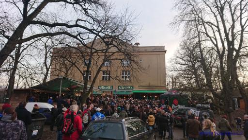 Restaurace Klamovka - Praha Klamovka