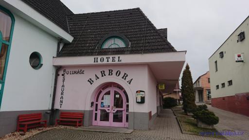 Hotel Barbora - Světlá nad Sázavou