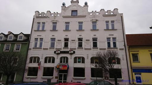 Hotel Bílá Růže - Strakonice