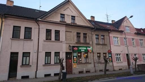 Lucerna bar - Strakonice