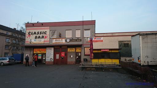 Classic bar - Strakonice