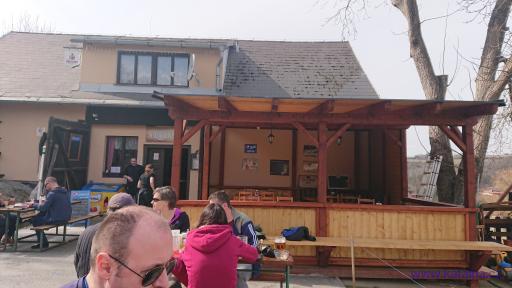 Posázavská hospoda Stodola - Rakousy