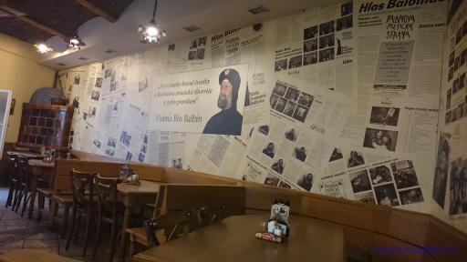Restaurace U Balbínů - Praha