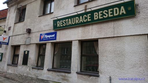 Restaurace Beseda - Žlutice
