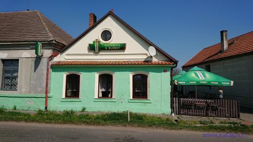 Restaurace U Blanky - Lhota