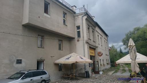 Restaurace U Horů  - Kamenný Přívoz