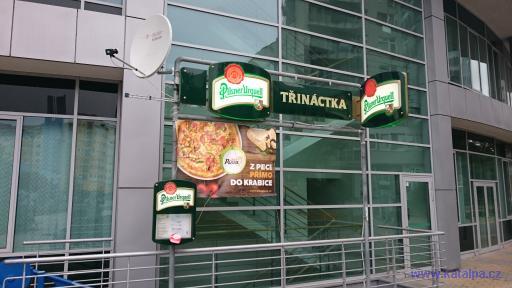 Restaurace Třináctka - Praha Nové Butovice