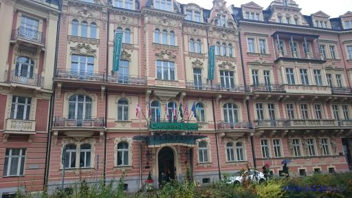 Carlsbad Plaza - Karlovy Vary