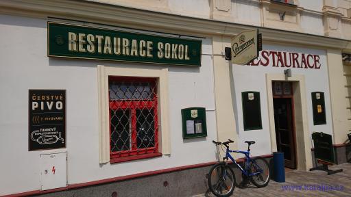 Restaurace Sokol - Rudná u Prahy