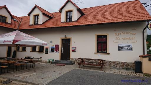 Restaurace Na náměstí - Mníšek pod Brdy