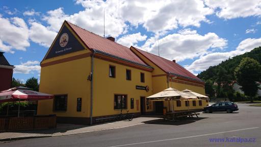 Restaurace U Potoka - Rtyně nad Bílinou