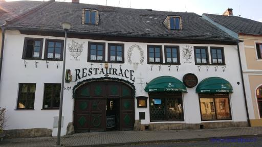 Restaurace U Českého lva - Jablonné v Podještědí