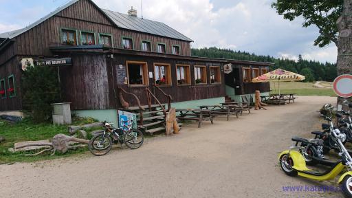 Chata Pod Bukovcem - Jizerka