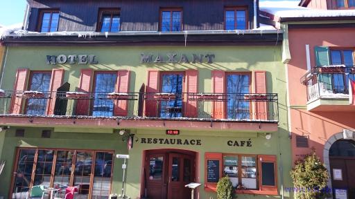 Hotel Maxant - Frymburk