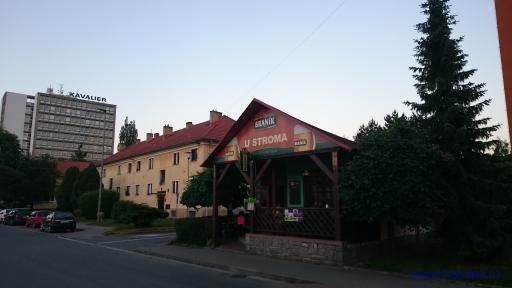 Restaurace U Stroma - Sázava