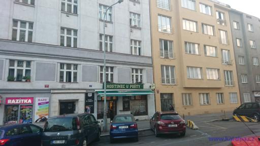 Hostinec U Pošty - Praha Dejvice