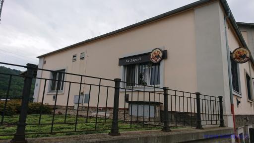 Nádražní restaurace Na Západě - Ústí nad Labem