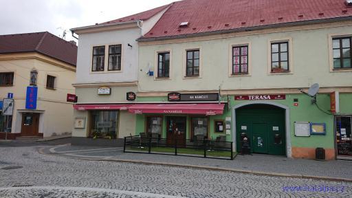 Restaurace Na náměstí - Bílina
