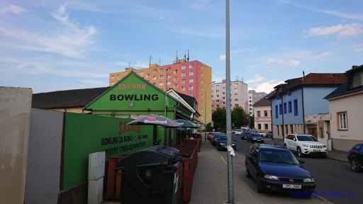 Saloon Bowling - Plzeň Doubravka