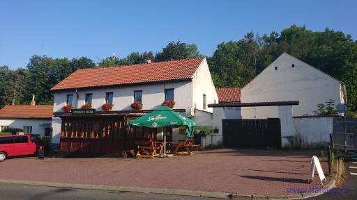Restaurace U Václava - Praha Velká Chuchle