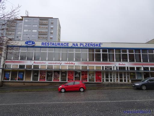 Restaurace Na Plzeňské - Příbram
