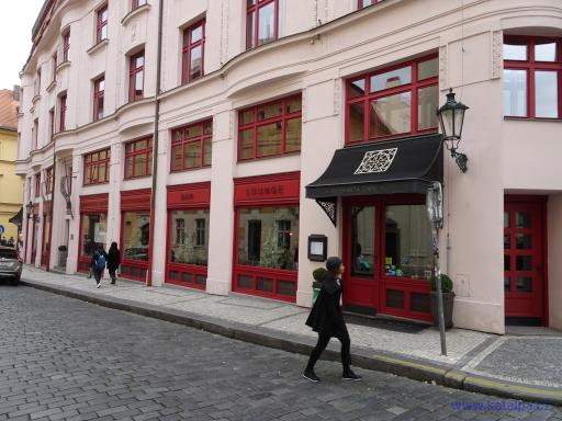 Siddharta Cafe - Praha