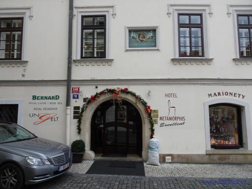 Hotel Metamorphis Excellent - Praha
