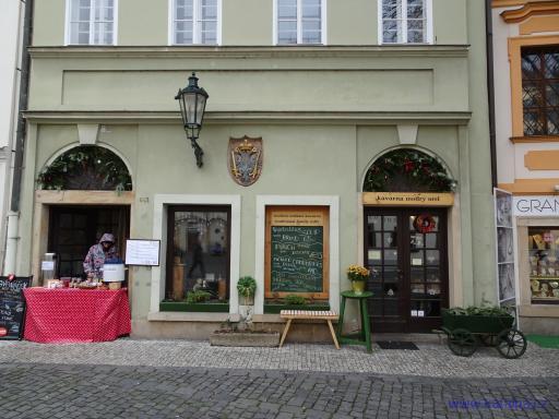 Kavárna Modrý orel - Praha