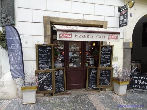 Pizzeria U Budovce - Praha
