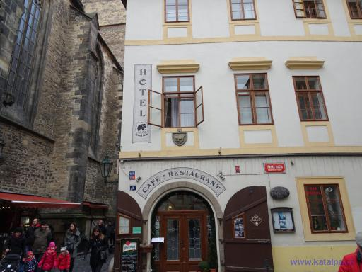 Restaurant Černý slon - Praha