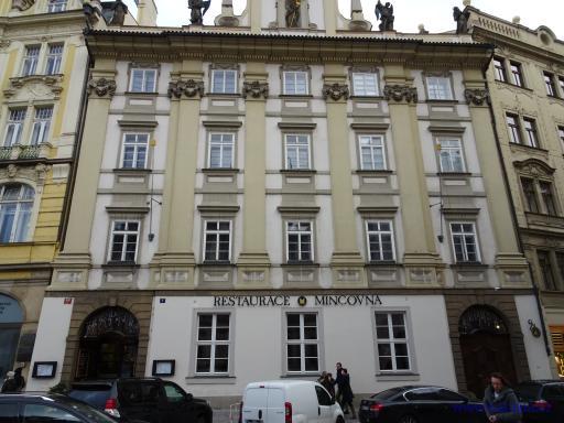 Restaurace Mincovna - Praha