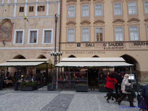 Restaurant Café U Týna - Praha