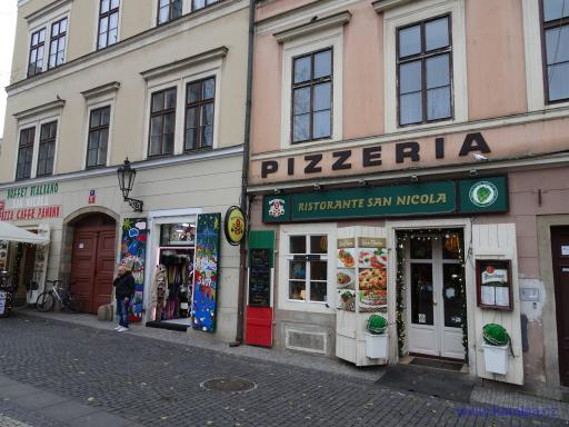 Pizzeria Ristorante San Nicola - Praha