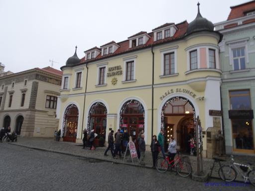 Hotel Slunce - Uherské Hradiště