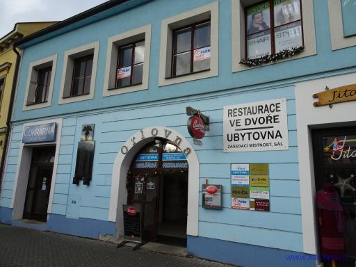 Restaurace Orlovna Ve dvoře - Uherské Hradiště
