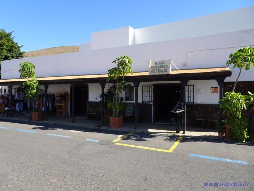 Bar Restaurante Valtarajal - Betancuria Fuerteventura